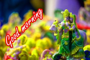 Radha Krishna Good Morning Images Pics Download