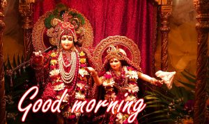 Radha Krishna Good Morning Images photo Pics Download