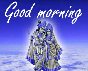 Radha Krishna Good Morning Images Photo Pics HD
