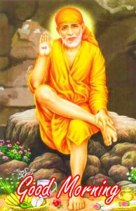 Sai Baba Good Morning HD Images Pictures HD Download