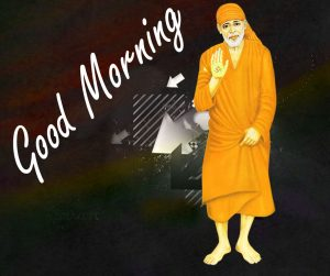 Sai Baba Good Morning HD Images Photo Pictures Download