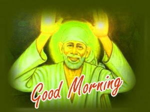 314 Sai Baba Good Morning Hd Images Wallpaper Download