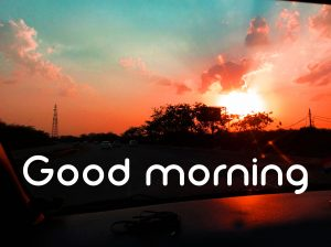 3d Good Morning Images Photo Wallpaper for Whatsaap