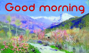 Art Good Morning Images Photo HD Download